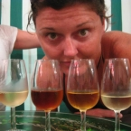 Some sherry tasting